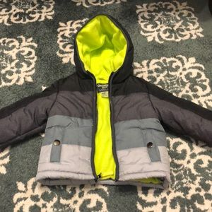 EUC osh kosh winter coat